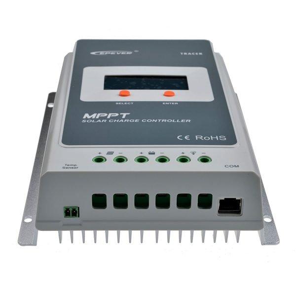 Controlador de carga solar MPPT 30A 100V