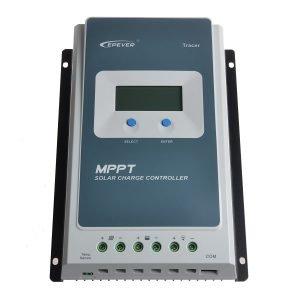 Controlador de carga solar MPPT 40A 100V